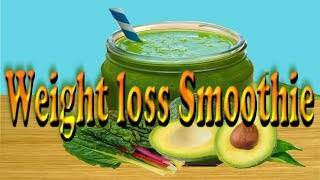 Avocado weight loss diet, Breakfast recipe with avocado, avocado weight loss smoothie