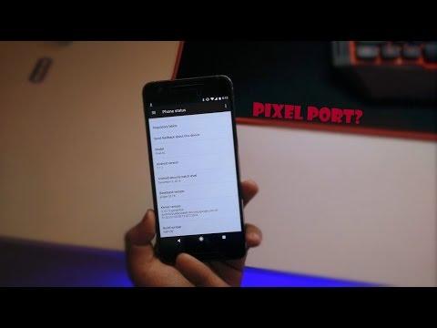 MegaPixel ROM For The Nexus 6P - Best 7.1.1 ROM.!?