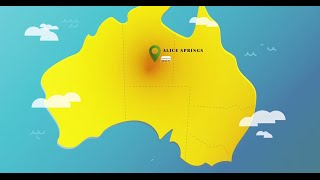 A Town in the Middle of Everywhere: Alice Springs