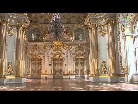 Aventura Travel. Escursione all'Ermitage a San-Pietroburgo.