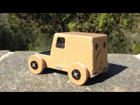 Autogami auto solare eco-gadget eco-regalo
