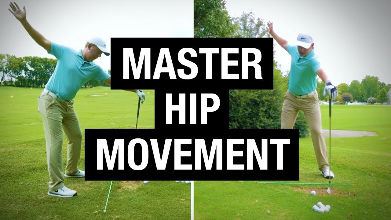 How To Master Your Hip Movement In Your Golf Swing (2 Critical Positions)