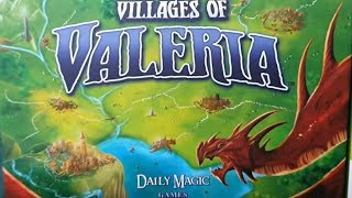 Villages of Valeria - Overview