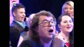 Концерт Игоря Корнелюка на 12 канале (31.12.16)