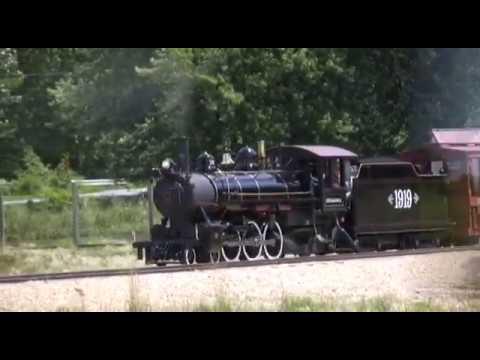 Whiskey River Railway