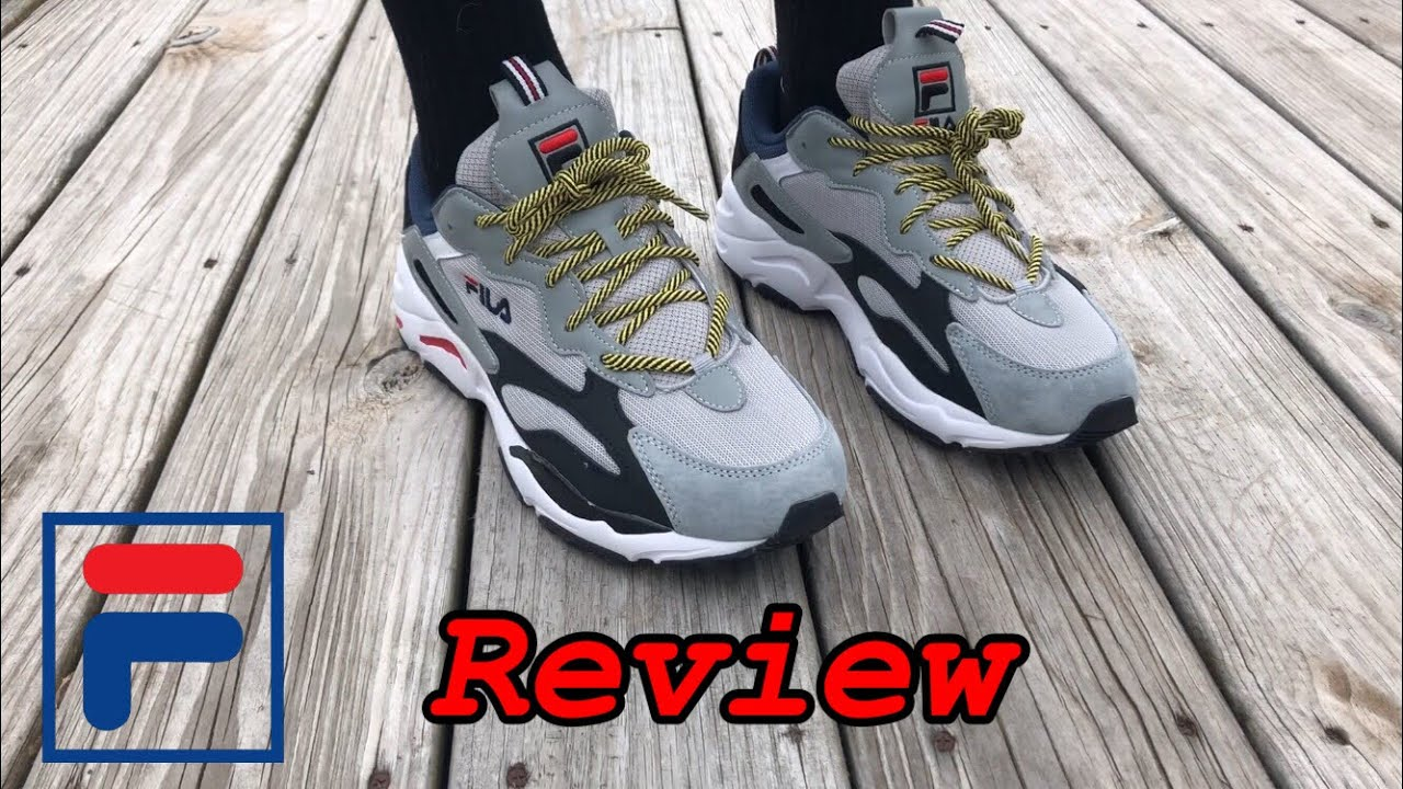 FILA Ray Tracer Shoe Review (On Foot)