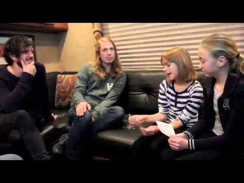 Kids Interview Bands - The Vaccines