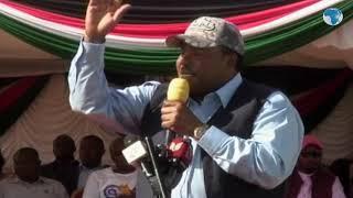 Kiambu Governor Ferdinand Waititu tells matatu owners to prepare to meet President Kenyatta