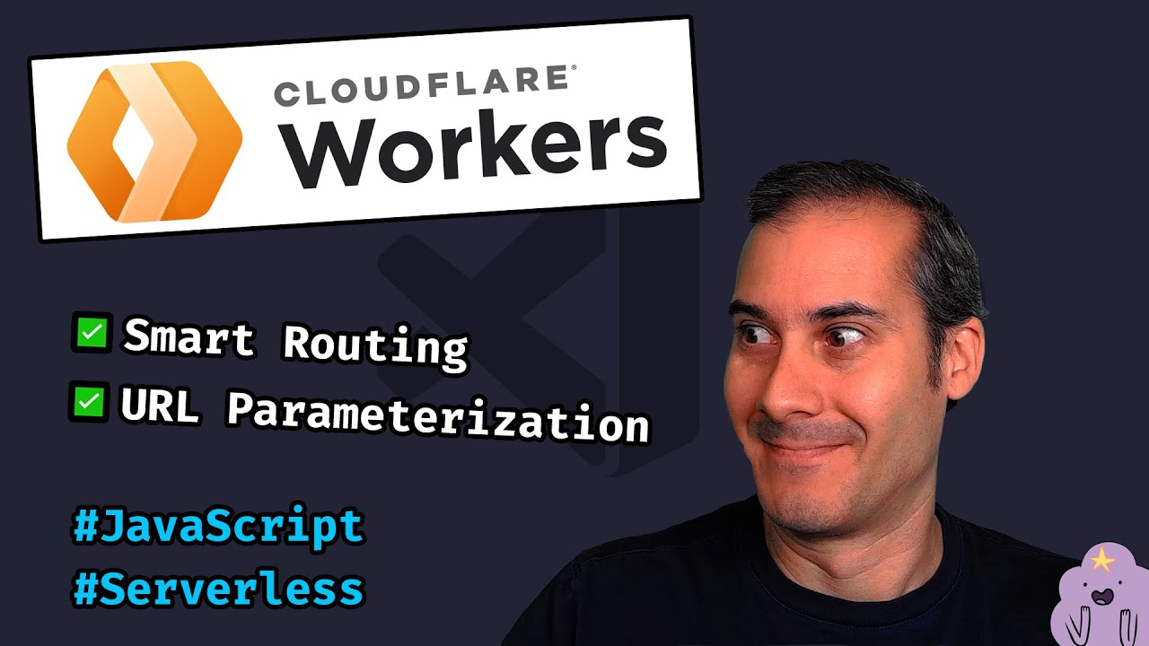 Smart Routing with Cloudflare Workers and Webpack (extra credit) Serverless