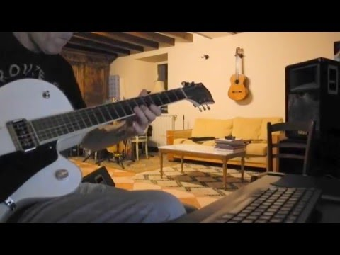 Double Talkin' Baby - Stray Cats - Guitar Cover - Gretsch G5124 Fender Deville