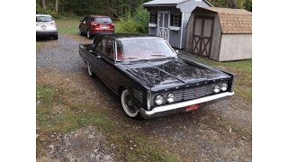 1965 Mercury Monterey Breezeway (photo slideshow)