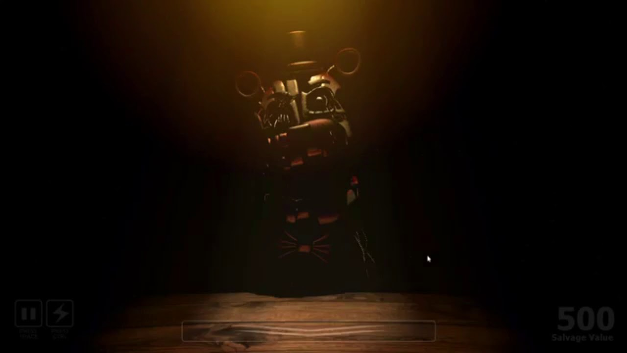 Molten Freddy Salvage - Freddy Fazbear's Pizzeria Simulator/FNaF 6