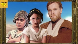 Obi Wan Kenobi is Luke and Leia's FATHER?