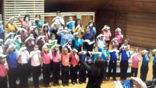 Que canten los niños- Fundación Musical Simón Bolívar
