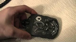 URWERK Zeit Machine UR-1001 Pocket Watch Hands-On