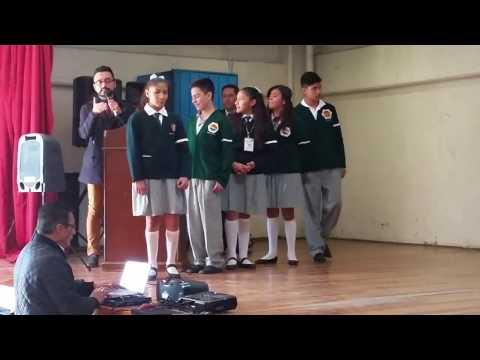 """TICS """"Karaoke Project"""" (1st Place winners)"""