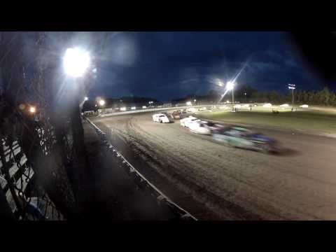 Modified Feature Gas City Speedway 8-2-13 (Randy Lines)