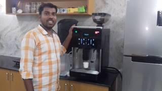 How to use coffee Day Machine