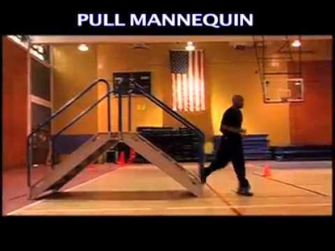 NYPD SSA Job Task Simulation Test - YouTube