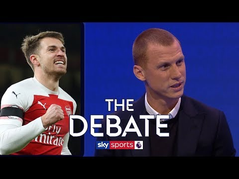 How much of a loss will Aaron Ramsey be to Arsenal? | The Debate | Sidwell & Babb