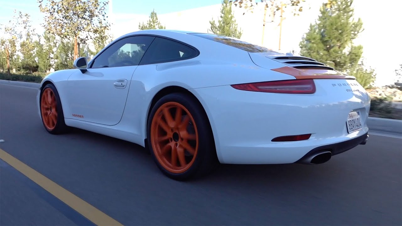 Pca Spotlight Vonnen S Porsche Gasoline Electric Hybrid System