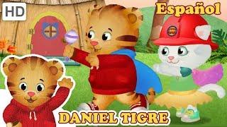 Daniel Tigre en Español ✨ ¡Seamos Héroes! | Videos para Niños