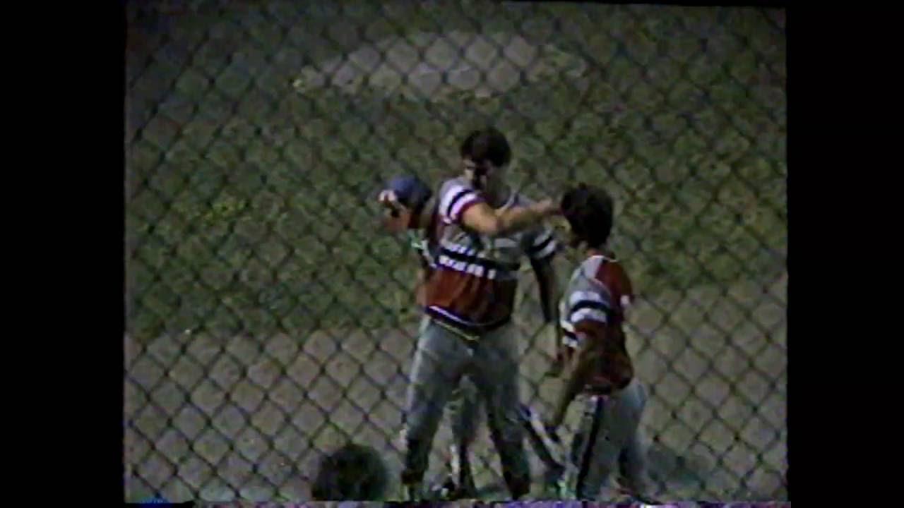 Barcomb's TV - Sport About Men -1984