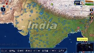 Geopolitical Simulator 4:  2018 - All Roads Lead to Delhi Ep. 68 - Economic Crisis