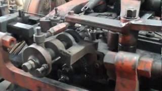 Link Chain Machine Bending Iron Automatic