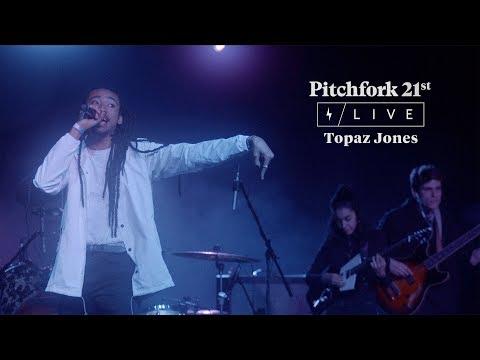 Topaz Jones @ Knockdown Center   Pitchfork 21st   Full Set