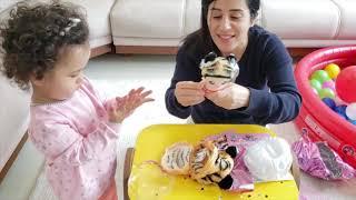 Oyuncak Bebek Kutu Açma Nana Bebek Kutusu Açıyoruz