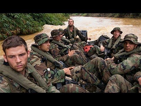 Jungletraining mariniers Ghana