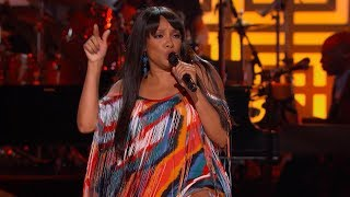 Sheléa Pays Tribute To Tina Turner On 39 Grammy Salute To Music Legends 39