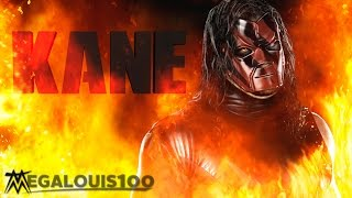 "Kane 1st Custom WWE Entrance Video Titantron - ""Out of the Fire"""