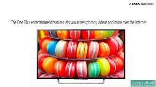 Sony BRAVIA KDL-48W700C 122cm Smart LED TV