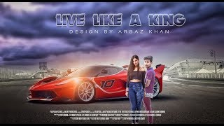 Photoshop Tutorial how to edit with girl And Boy Photo Editing Stylish Photoshop CC