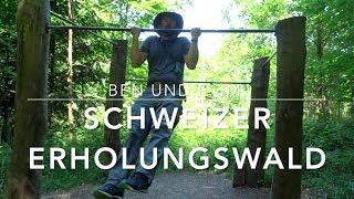 Überraschung! Die haben in der Schweiz ja auch Wald! (mit E.)