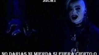 Siehst Du Mich Im Licht - Lacrimosa (Subtitulos Aleman/Español) Extend Version