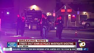 Video Police: Shooter opens fire at motorcyclist in La Mesa download MP3, 3GP, MP4, WEBM, AVI, FLV September 2019