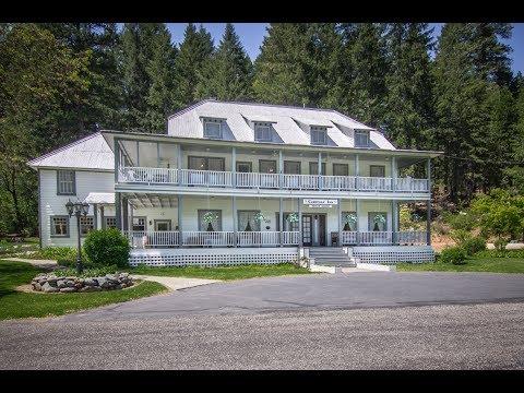 Historic California Property | Carrville Inn, Coffee Creek California