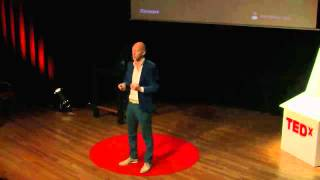Crowdfunding science: David van Hartskamp at TEDxTwenteU