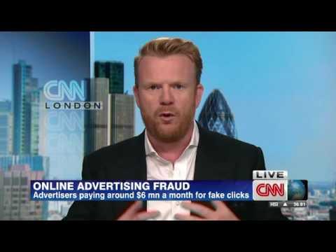 Online advertising fraud increases