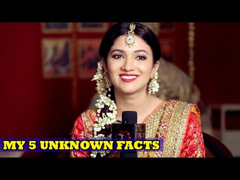 Five Unknown Facts Of Ridhima Pandit's Life | Interview | Telly Reporter