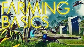 Building a Farm in 2019 | No Man's Sky 2019 Basics