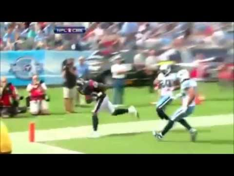 Andre Johnson Awesome One Handed Catch