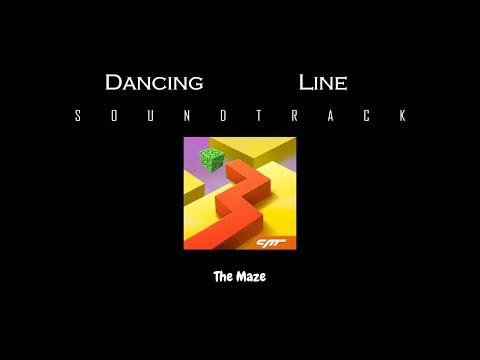 Dancing Line - The Maze (Soundtrack)