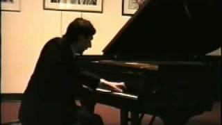 Ralph Iossa Live ~ Sonata Op.31no.2(Tempest) Mv.II-Beethoven