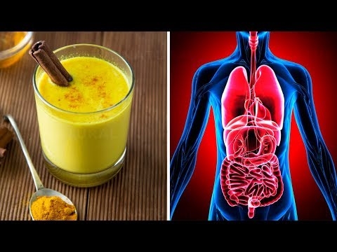 Golden Milk: A Tasty Drink with Healing Superpowers