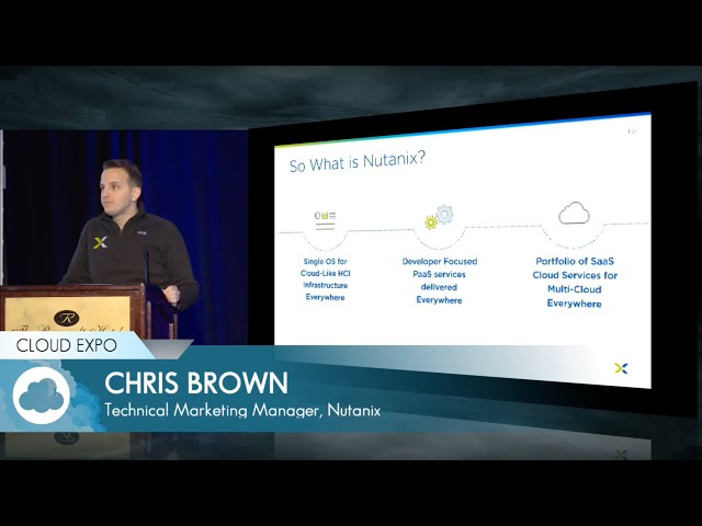 Chris Brown Keynote
