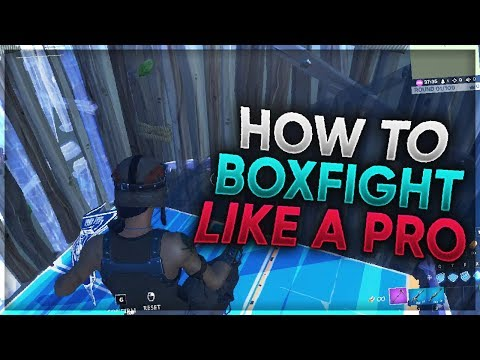 How To Boxfight Like a Pro in Fortnite